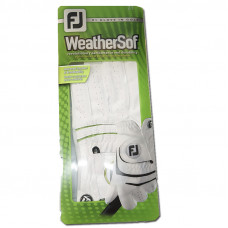 Footjoy WEATHER SOF高球手套
